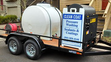 Commercial Pressure Washing | Clean-Coat